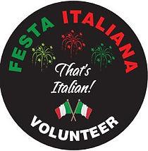 Festa Italiana Button | Buttons