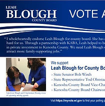 Leah Blough Newsletter | Mail