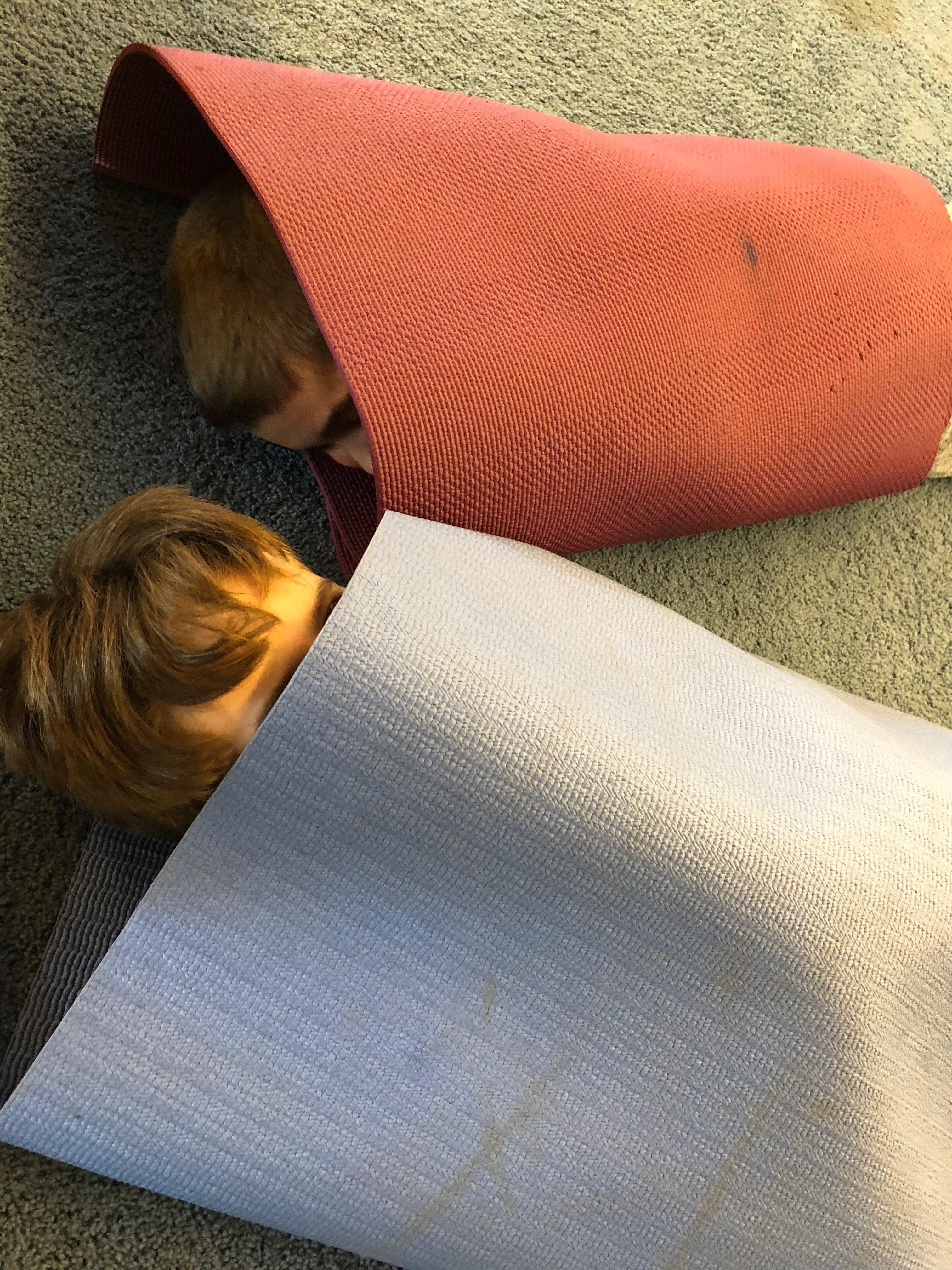 Yoga rolls