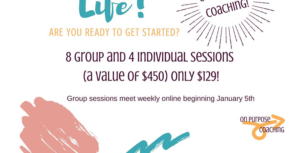 Living an Abundant Life - January 2021 Session