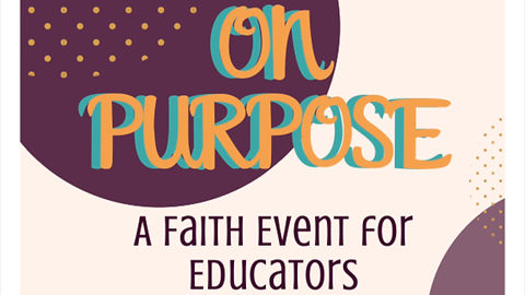 Interested in the On Purpose Event?