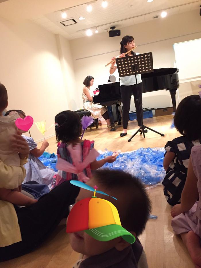 7月8日 子ども企画『スイミー』コンサートレポート
