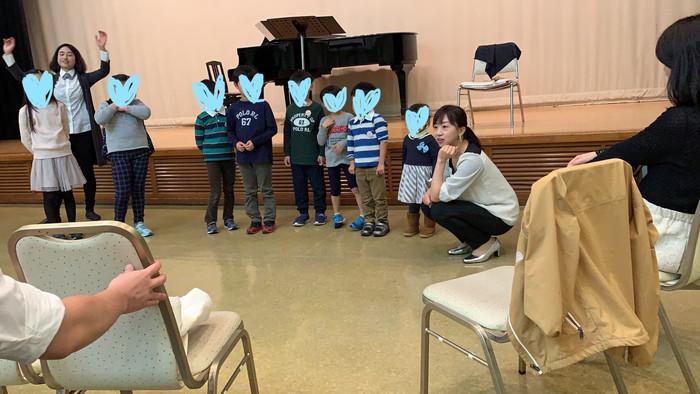 子ども企画コンサートレポート~第4弾・冬~①