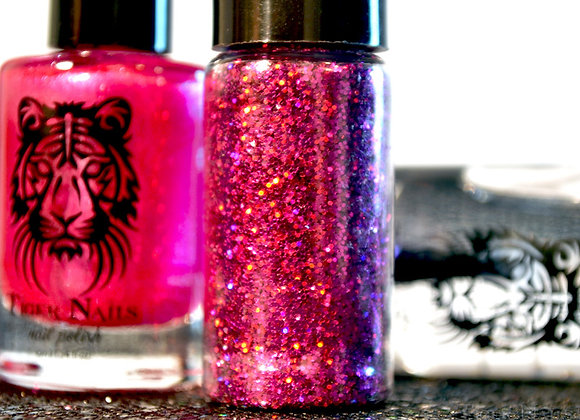 Passion Crystal - Holographic