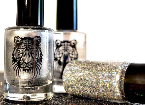 Disco Diamond Silver