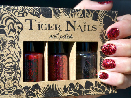 Tiger Nails - The Original Collection