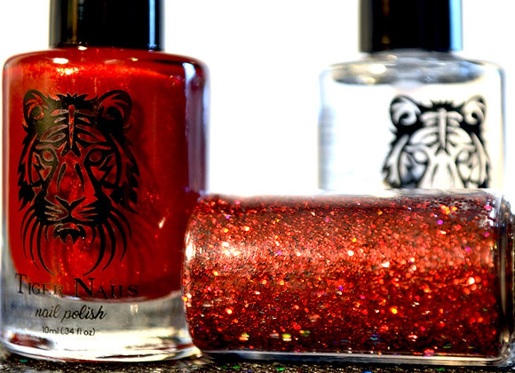 Enchanted Ruby - Holographic