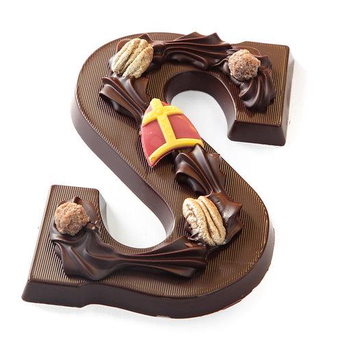 Puur chocoladeletter