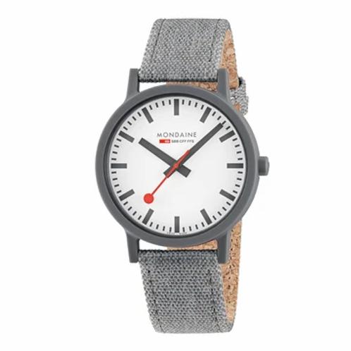 65 / 5000 Risultati della traduzione essence, 41 mm, orologio sostenibile unisex