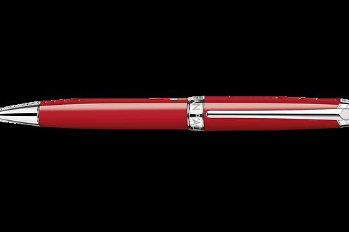 Penna a Sfera LÉMAN Rosso Scarlatto