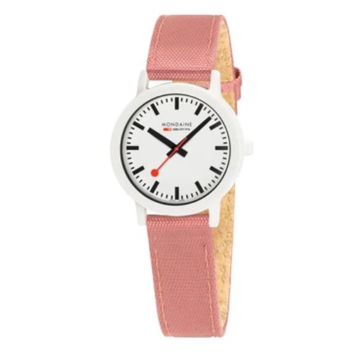 essence white, orologio sostenibile per donne e uomini MS1.32111.LP
