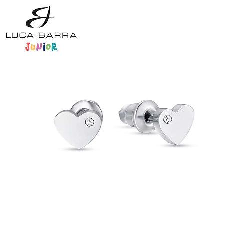 orecchini bimba cuore