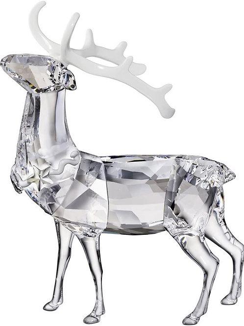 Swarovski Seasonal Symbols Cervo di Natale
