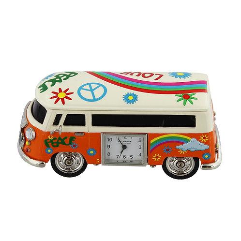Miniatura Hippie Bus VW