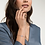 Thumbnail: Swarovski Remix Collection Feather Strand, bianco, Placcato oro rosa L