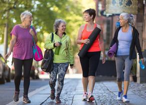 Lack of Exercise & Fall Prevention of Seniors