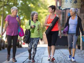 הזדקנות באופן פעיל - היא המפתח לאיכות חיים בגיל השלישי🤸♀️🏃♂️😁