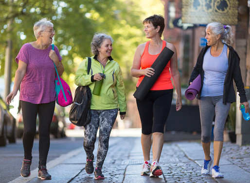 6 Ways Seniors can Lose Weight and improve health