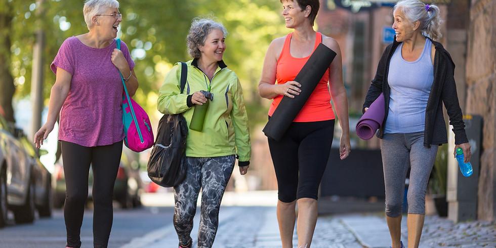 Yoga für Senioren 60+
