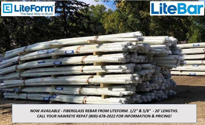 Lite-Form Rebar