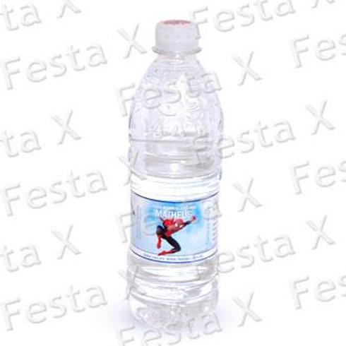 Água Mineral Homem Aranha ~ PERSONALIZADO LEMBRANCINHAS