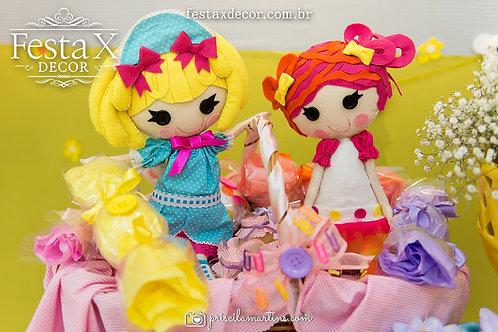 boneca lalaloopsy decoração festas