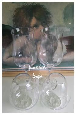 composição vasos