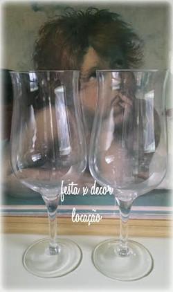 composição taça vaso vinho