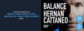 BALANCE MUSIC CD COVER