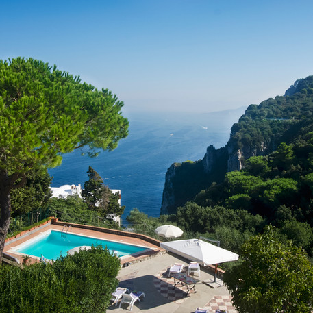 Villa Carolina, Capri ITA