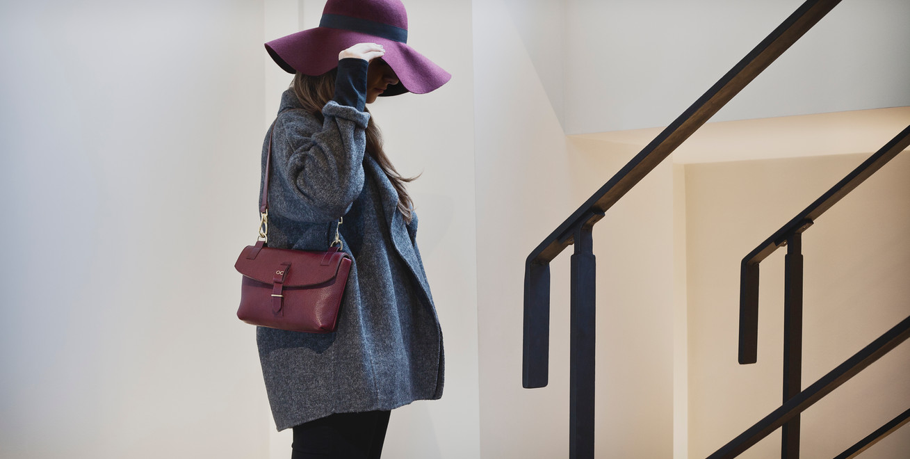 OLIVE COOPER LONDON AW15