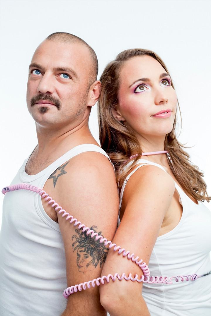 Lisa Kay & Cenk Unis - Dj Duo
