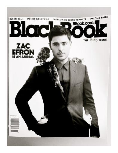 BLACK BOOK MAGAZINE