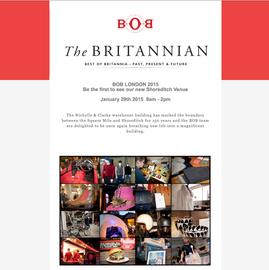 THE BRITANNIAN