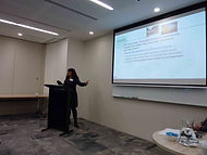 Alison (Ali) Martins, the Principal Consultant and Director of OH&S Consulting Perth Presented NSCA Breakfast Contractor Management & your due Diligence.