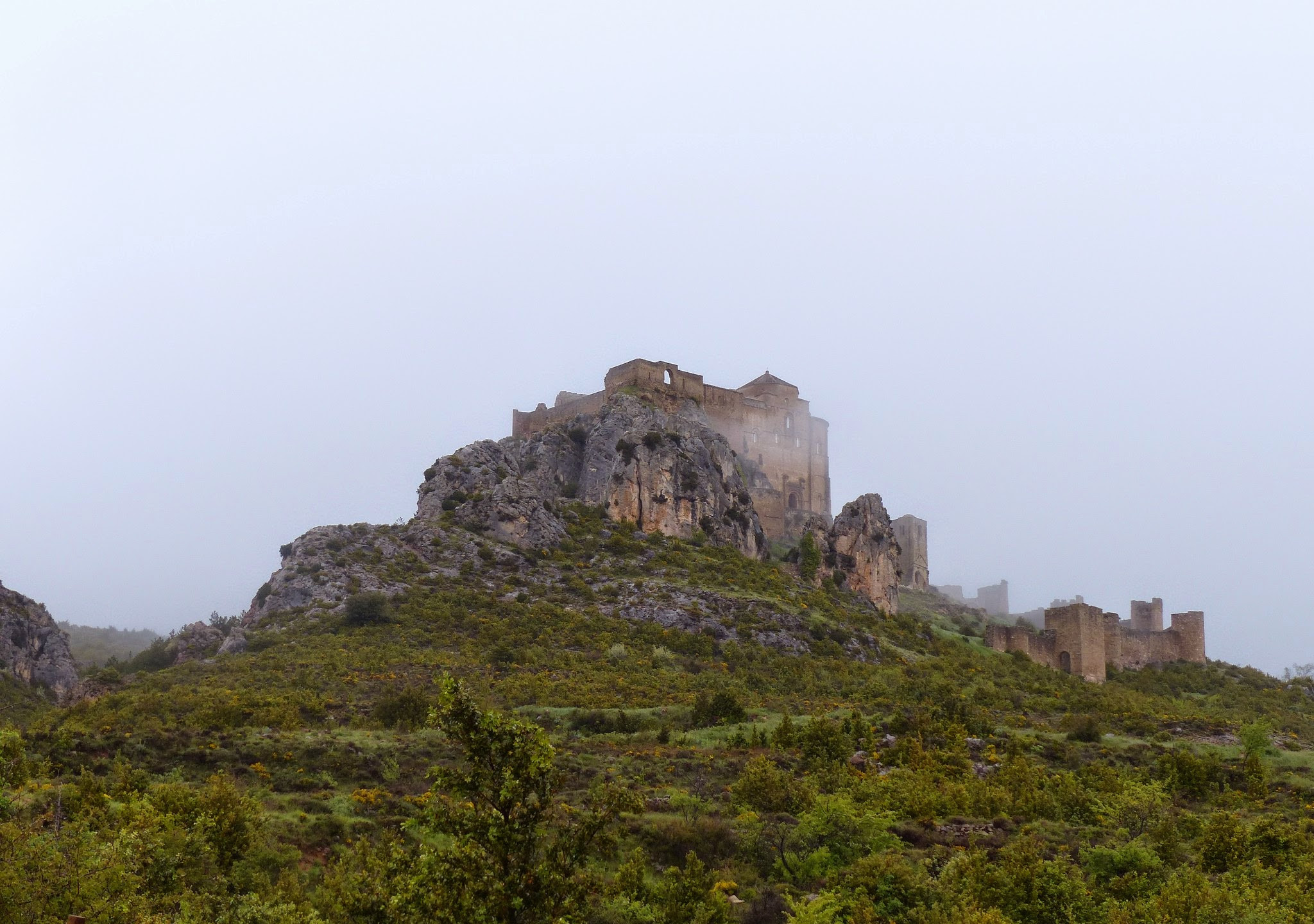 Castillo de Loarre - 08