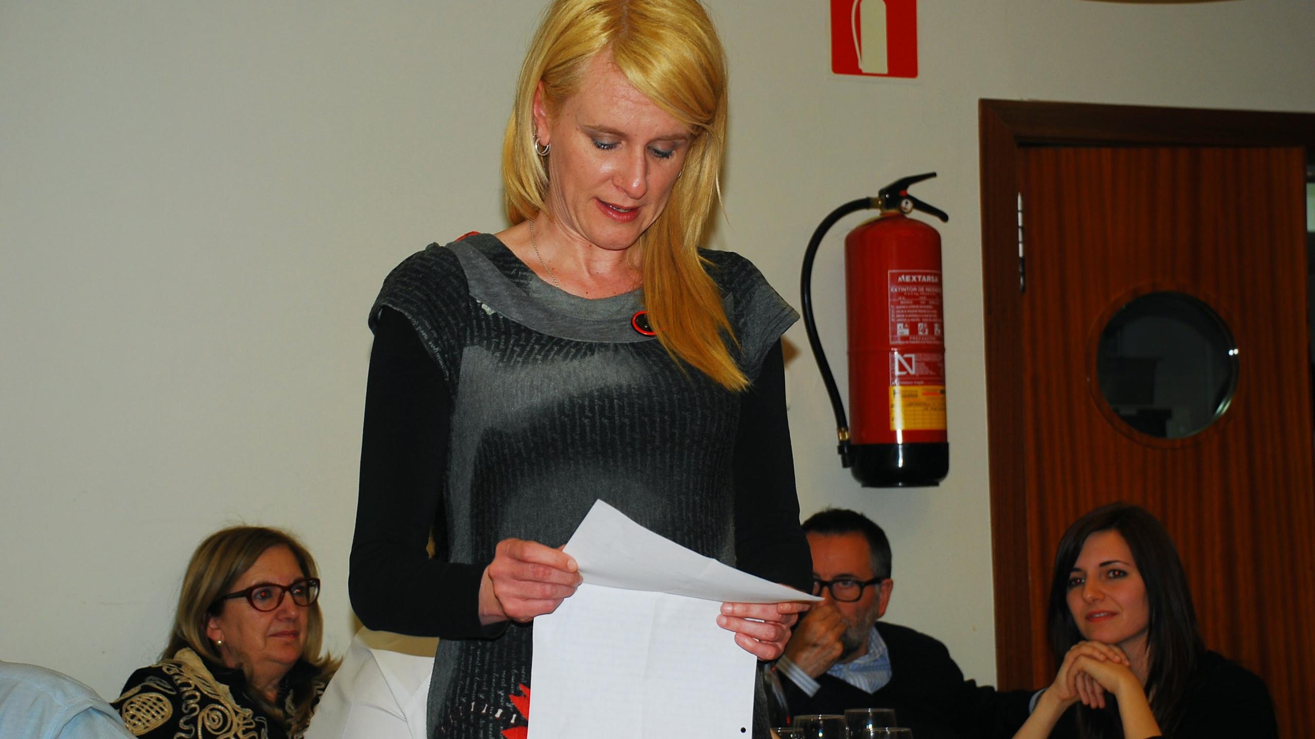 Fallo del Premio I Concurso de Novela Romántica Castillo de Loarre - 7