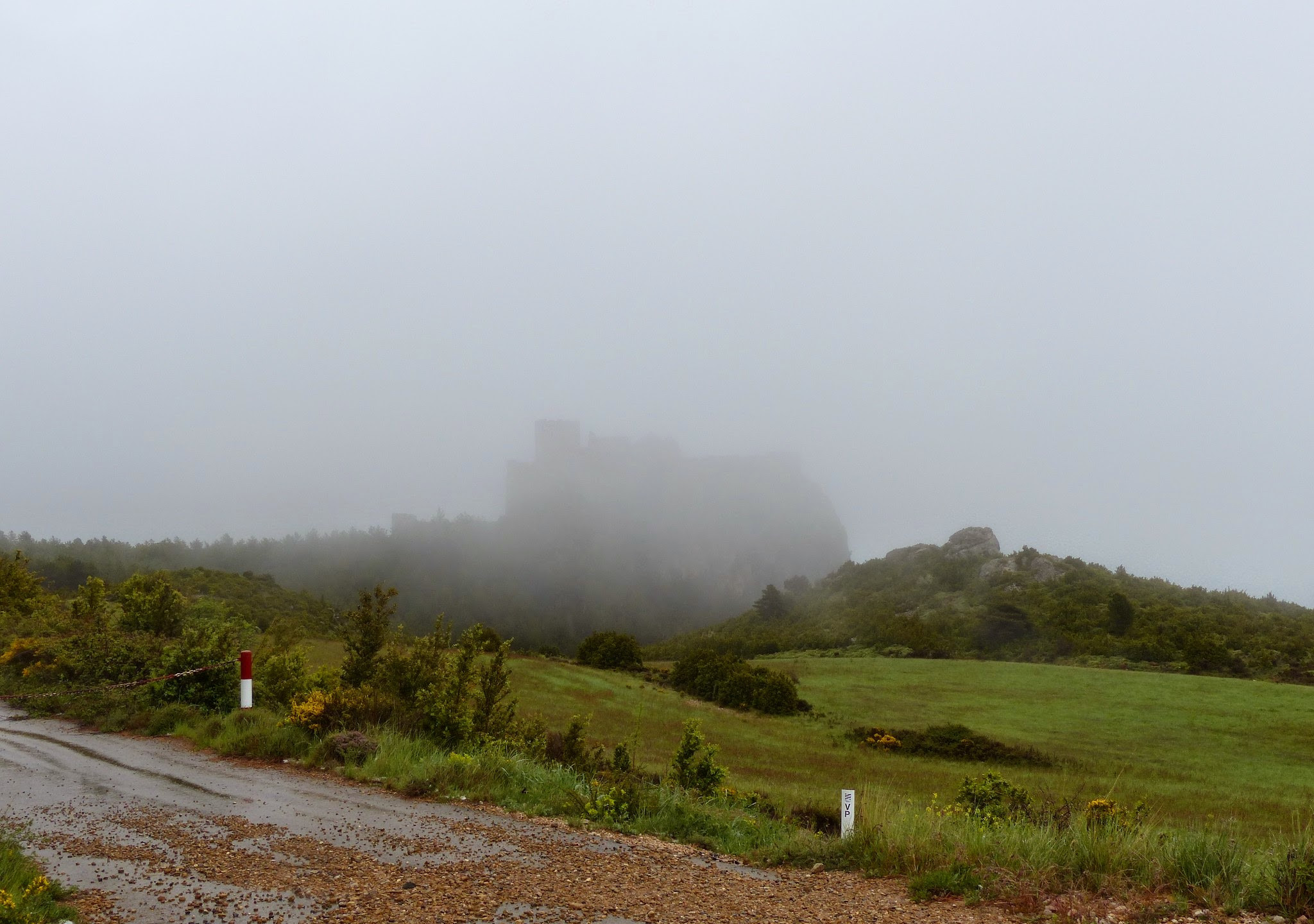 Castillo de Loarre - 01