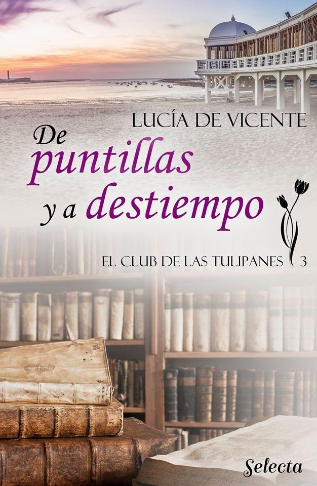 De puntillas y a destiempo, Lucía de V icente