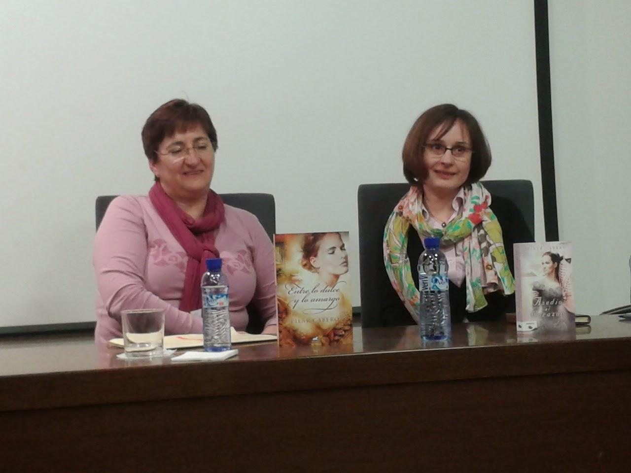 Presentación libro de Pilar Cabero