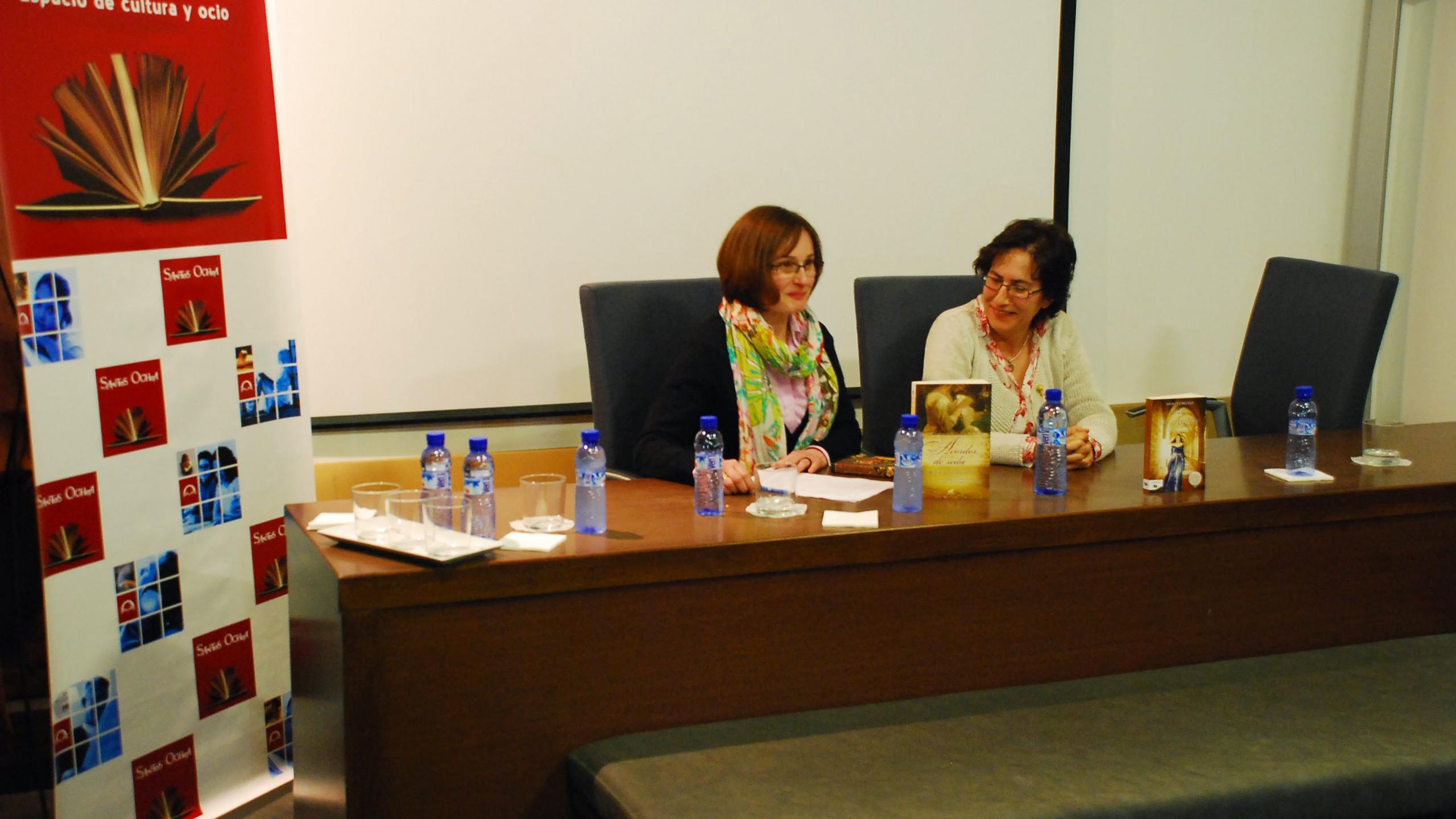 Presentación libro de Ana Iturgáiz - 1