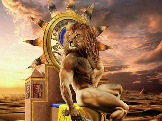 Dedicado a los leones