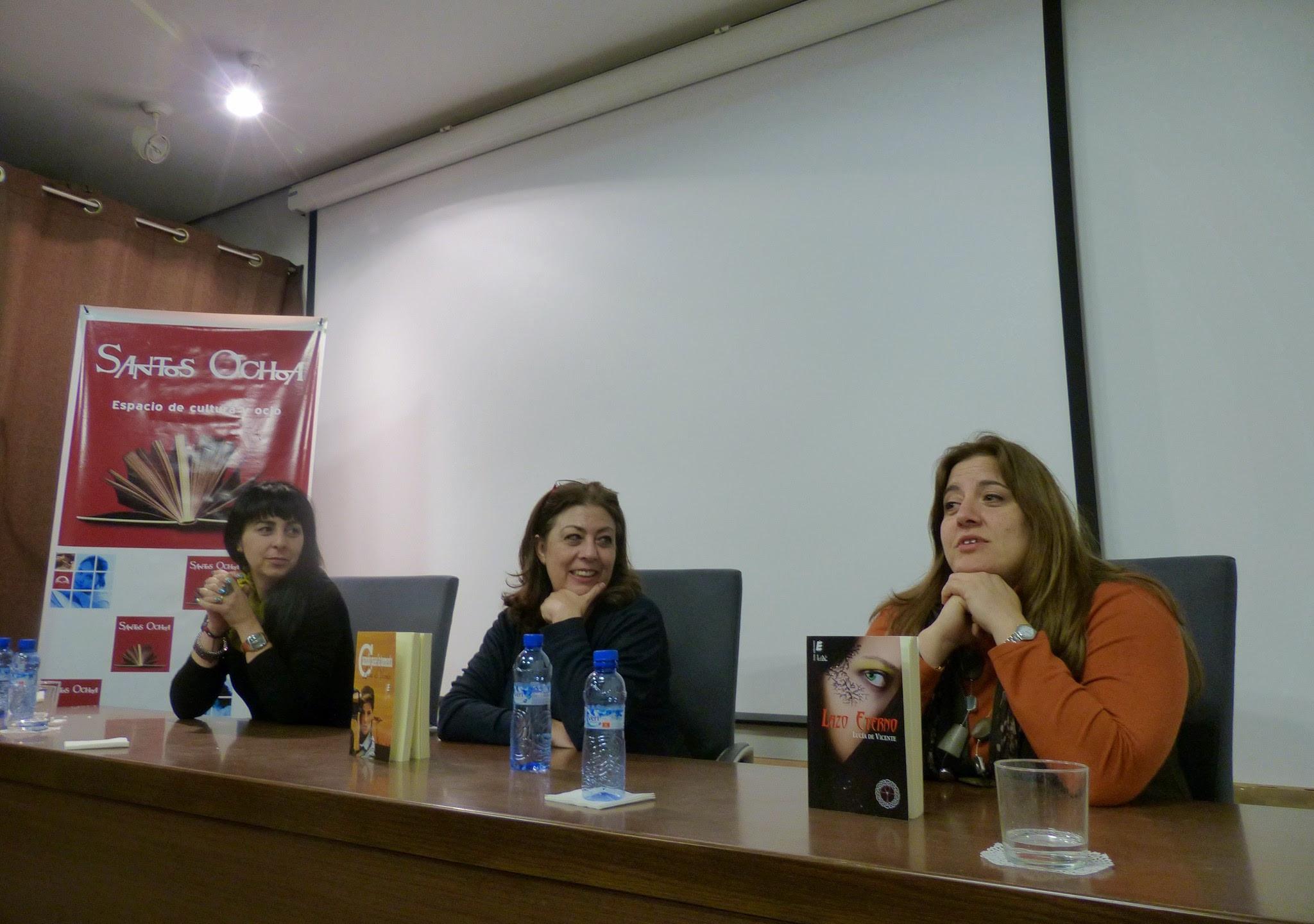 Presentación libros de Lucía de Vicente - 8