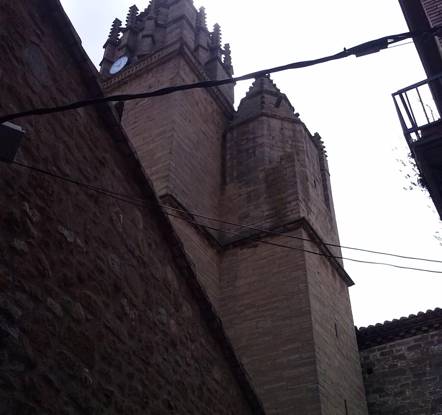 Iglesia de Loarre - 01