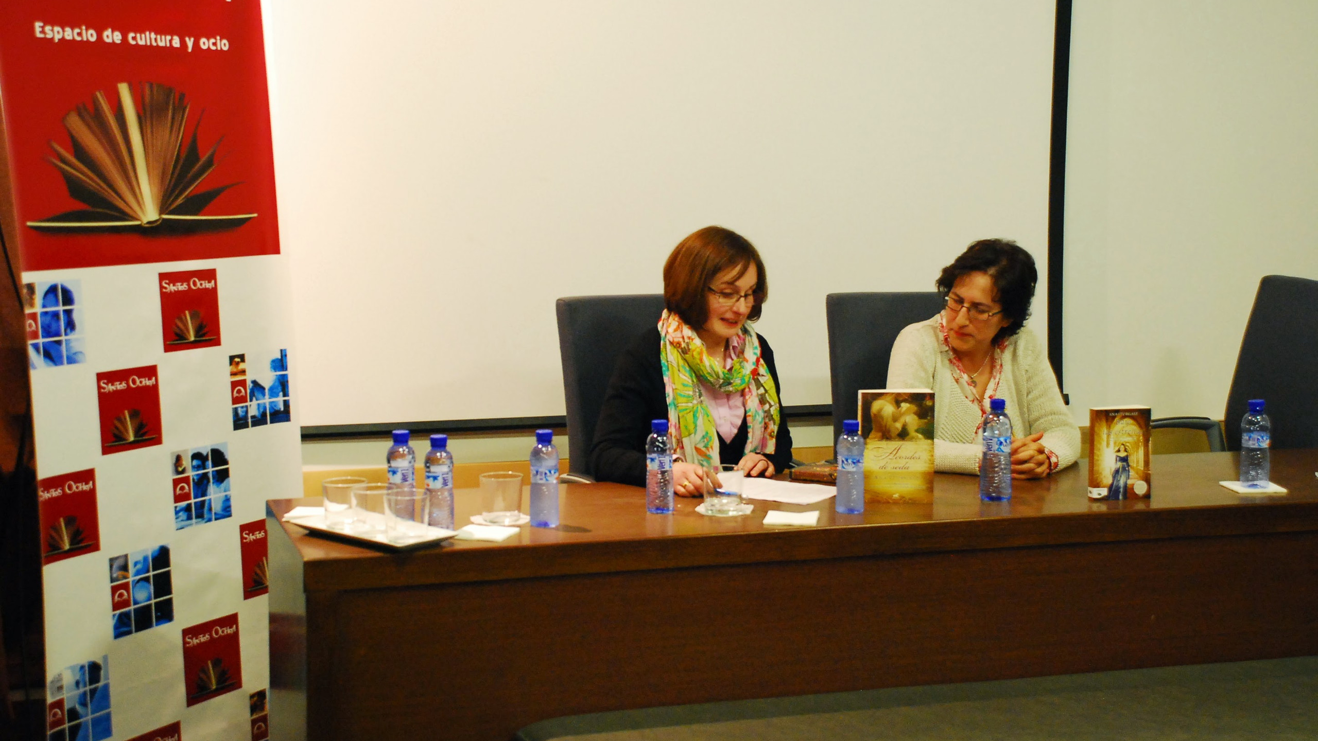 Presentación libro de Ana Iturgáiz - 2
