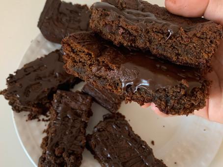 Coffee Chocolate Brownies (Paleo & Vegan)