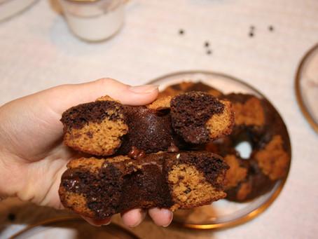 Healthy Brookie Donuts (Paleo & Nut-free)