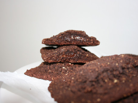 Healthy Chocolate Pop-tarts (Gluten Free & Vegan)