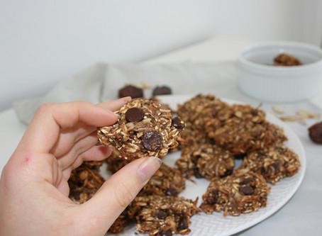Healthy Superfood Breakfast Cookies (Vegan & Gluten Free)