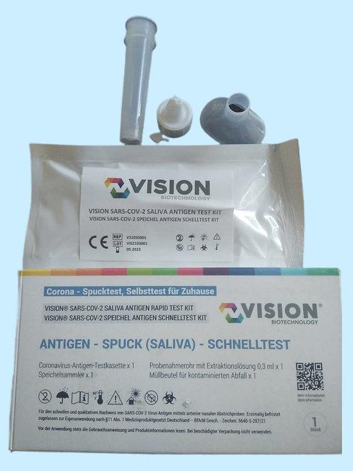 Vision Antigen Spucktest für Zuhause - ab 3,35 €